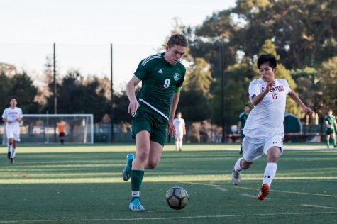 Boys Soccer beats Cupertino 2-0