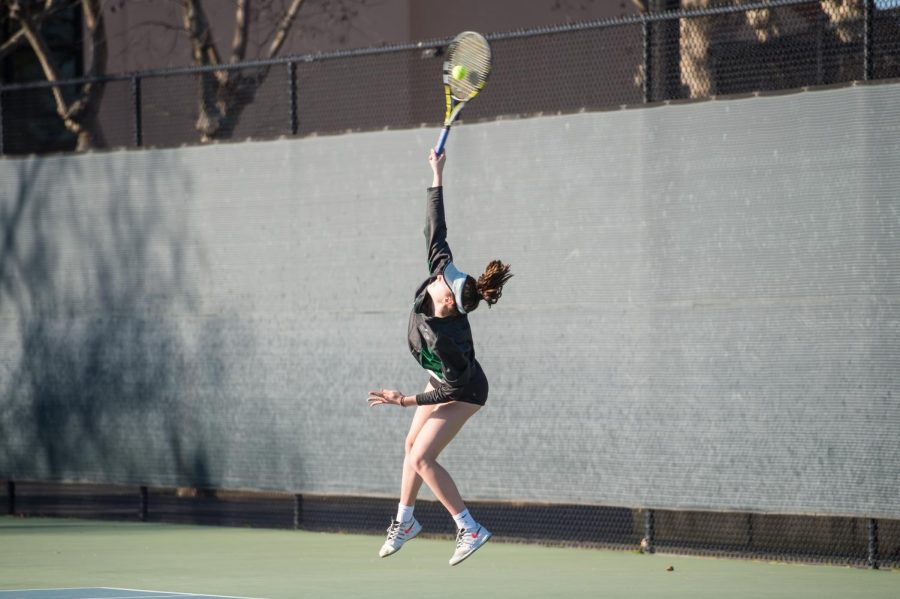 Girls+Varsity+Tennis+Dispatches+Rival+Los+Gatos+6-1