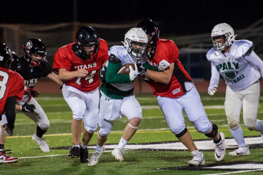 Paly Vs Gunn Football Scrimmage Ends in Conflict