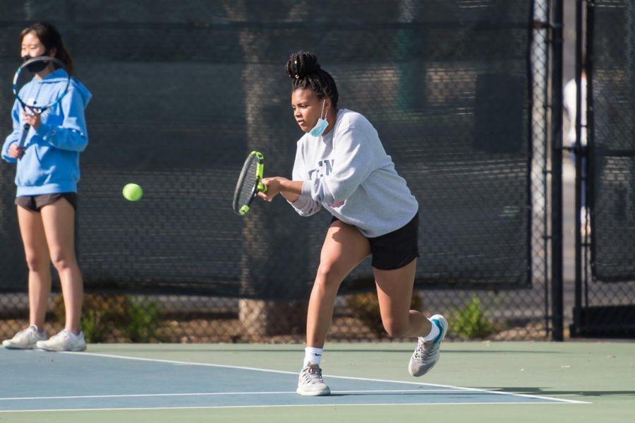 Girls+Tennis+Defeats+Cupertino+4-3