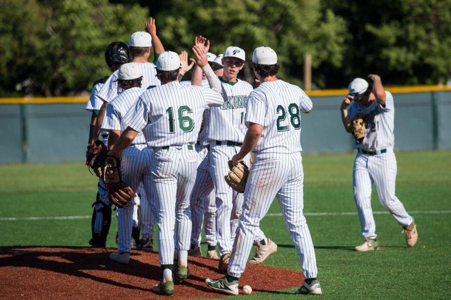 Boys Team of the Year: Varsity Baseball