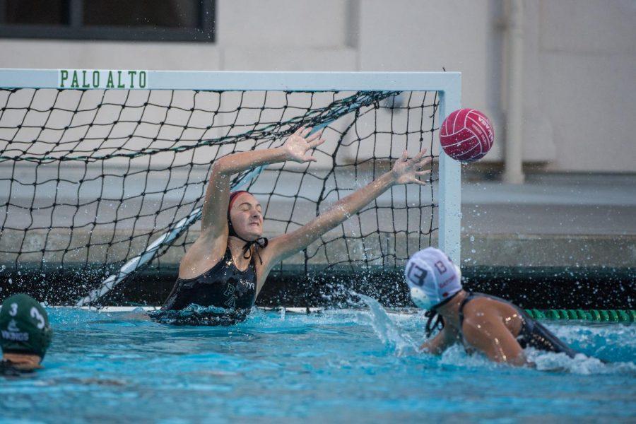 Girls Water Polo Suffers Tough Loss to Castilleja
