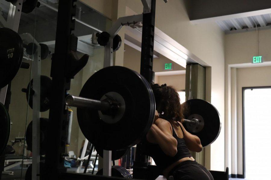 Women in the Weight Room